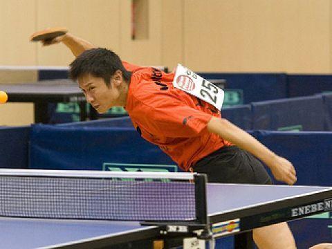 Chen Junji, jugador del UCAM Murcia Fotografía: Alfred Lieury