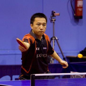 Wu Yichuan, jugador del Irún Leka Enea