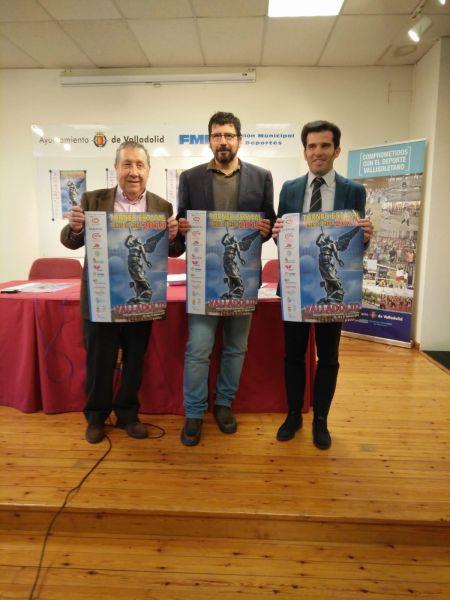 Presentación del Torneo Estatal 2019 en Valladolid.