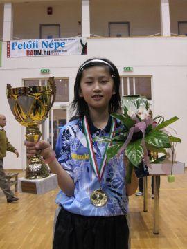 Sofia Zhang.