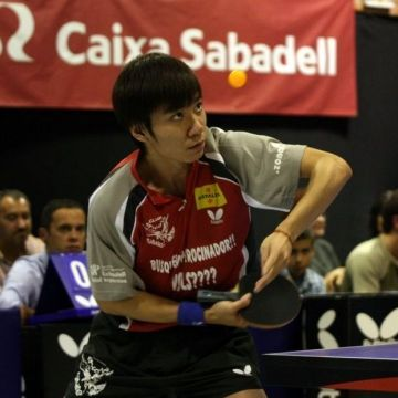 Li Dan Dan jugador de Falcons de Sabadell