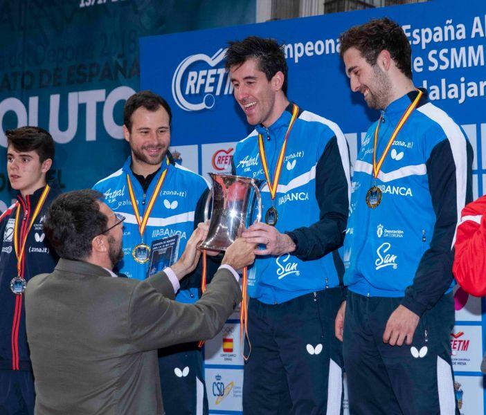 Arteal TM recoge su primera Copa del Rey en Guadalajara