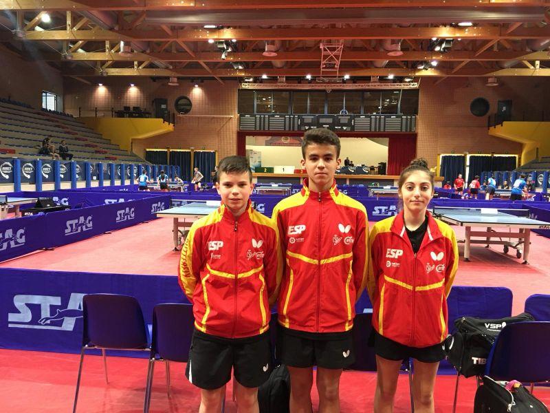España participa en los Juegos Mediterráneos Cadete