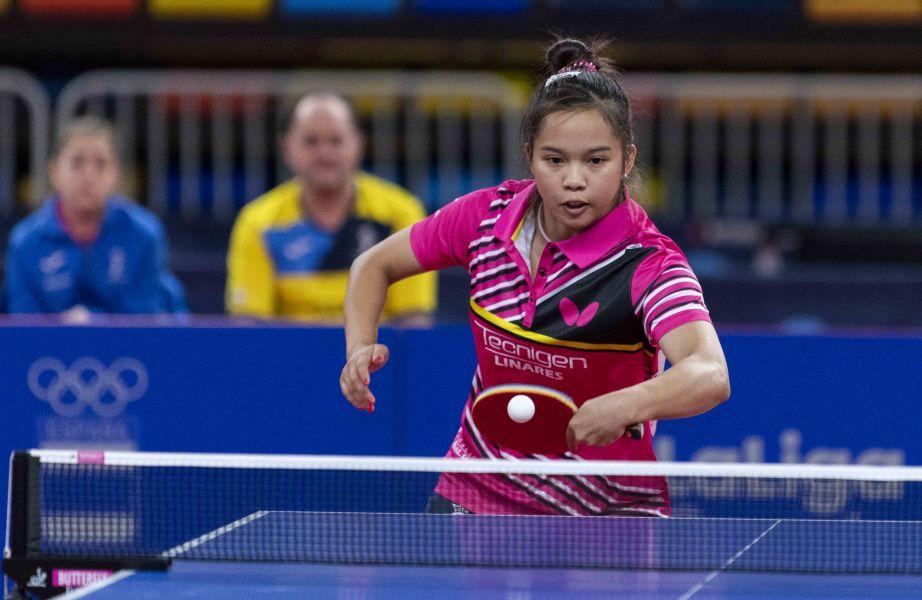 Orawang Paranang, jugadora Tecnigen Linares