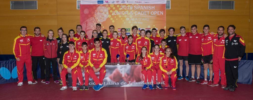 42º Open Internacional de España Junior y Cadete