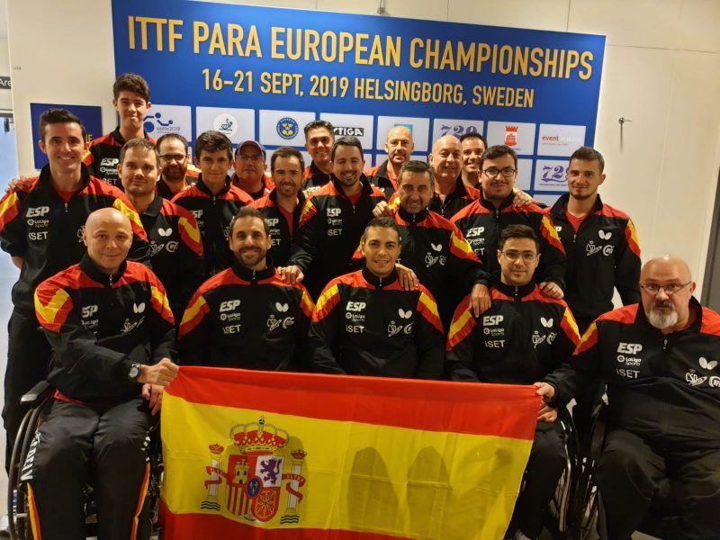 Delegación española en Suecia