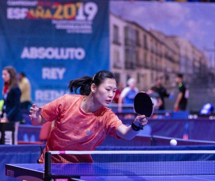 María Xiao (Foto: Alvaro Diaz)