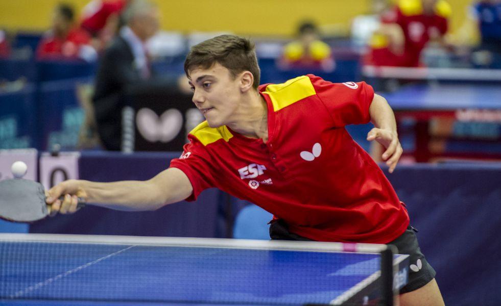 Albert Vilardell (Foto: ITTF)