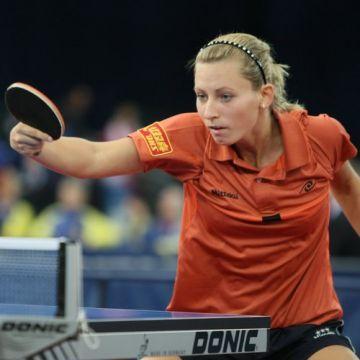 Galia Dvorack participando con la seleccion. (Foto: Milan Petrovic)