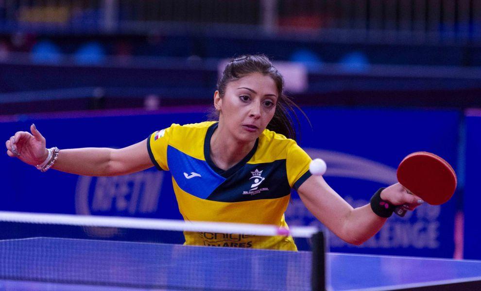 Roxana María Istrate, Tecnigen Linares (Foto: Alvaro Diaz)