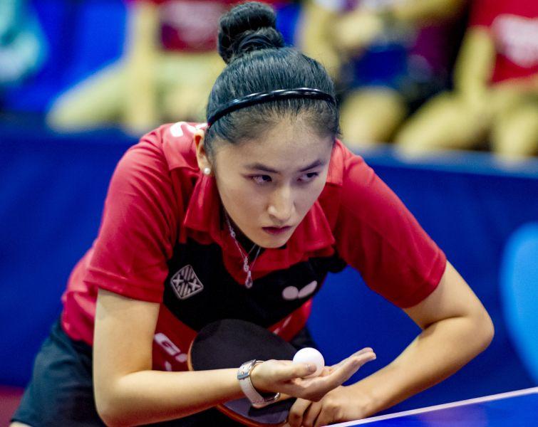 Sofía-Xuan Zhang, Girbau Vic TT (Foto: Antonio Álvarez)