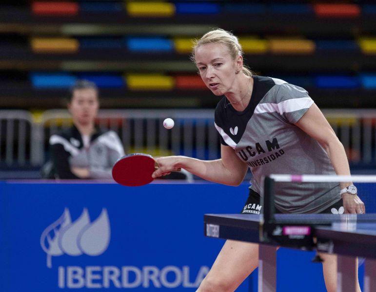 Silvia Erdelji, jugadora UCAM Cartagena TM
