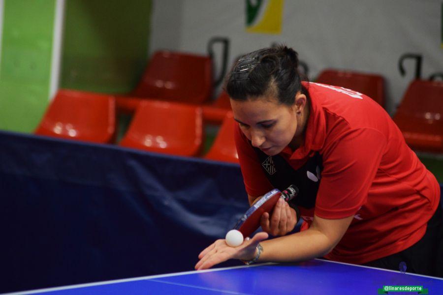Gabriela Feher, Girbau Vic TT (Foto: Linares Deporte)
