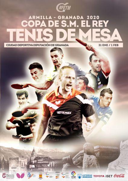 Cartel Copa del Rey 2020