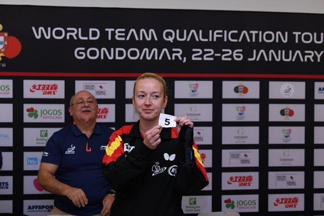 Silvia Erdelji selecciona la línea de la Selección Española femenina