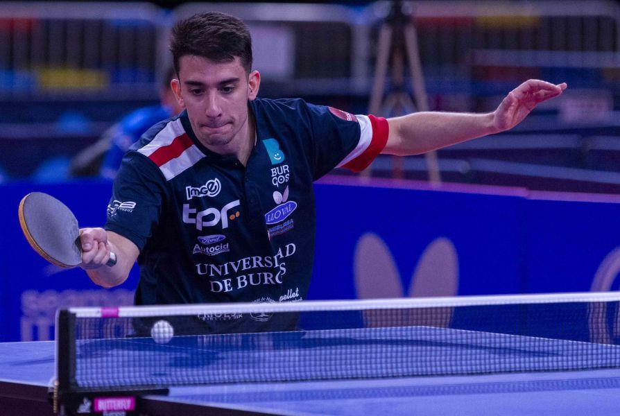 Carlos Caballero, Universidad de Burgos TPF