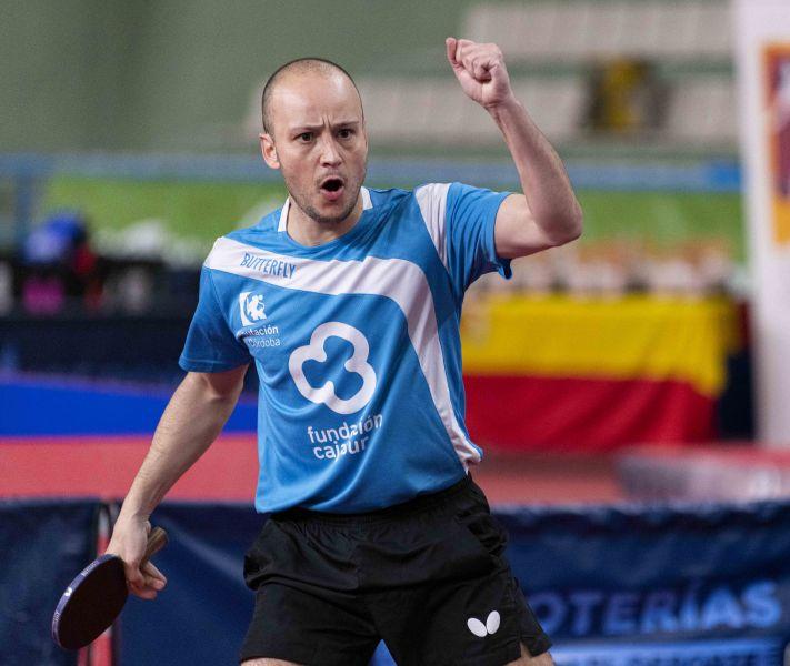 Carlos Machado, finalista del Campeonato de España 2020
