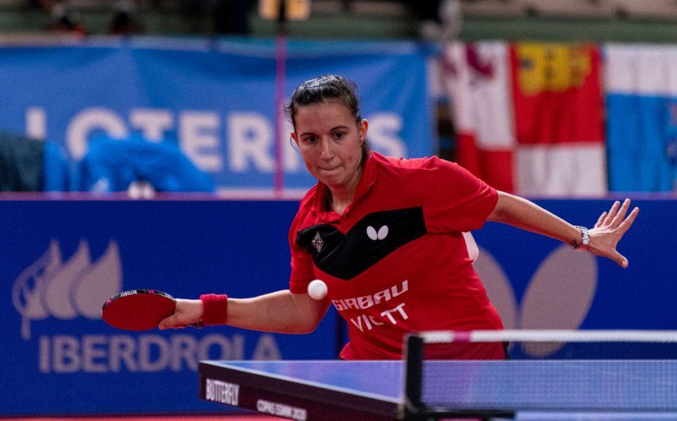 Gabriela Feher, Girbau Vic TT (Foto: Alvaro Diaz)