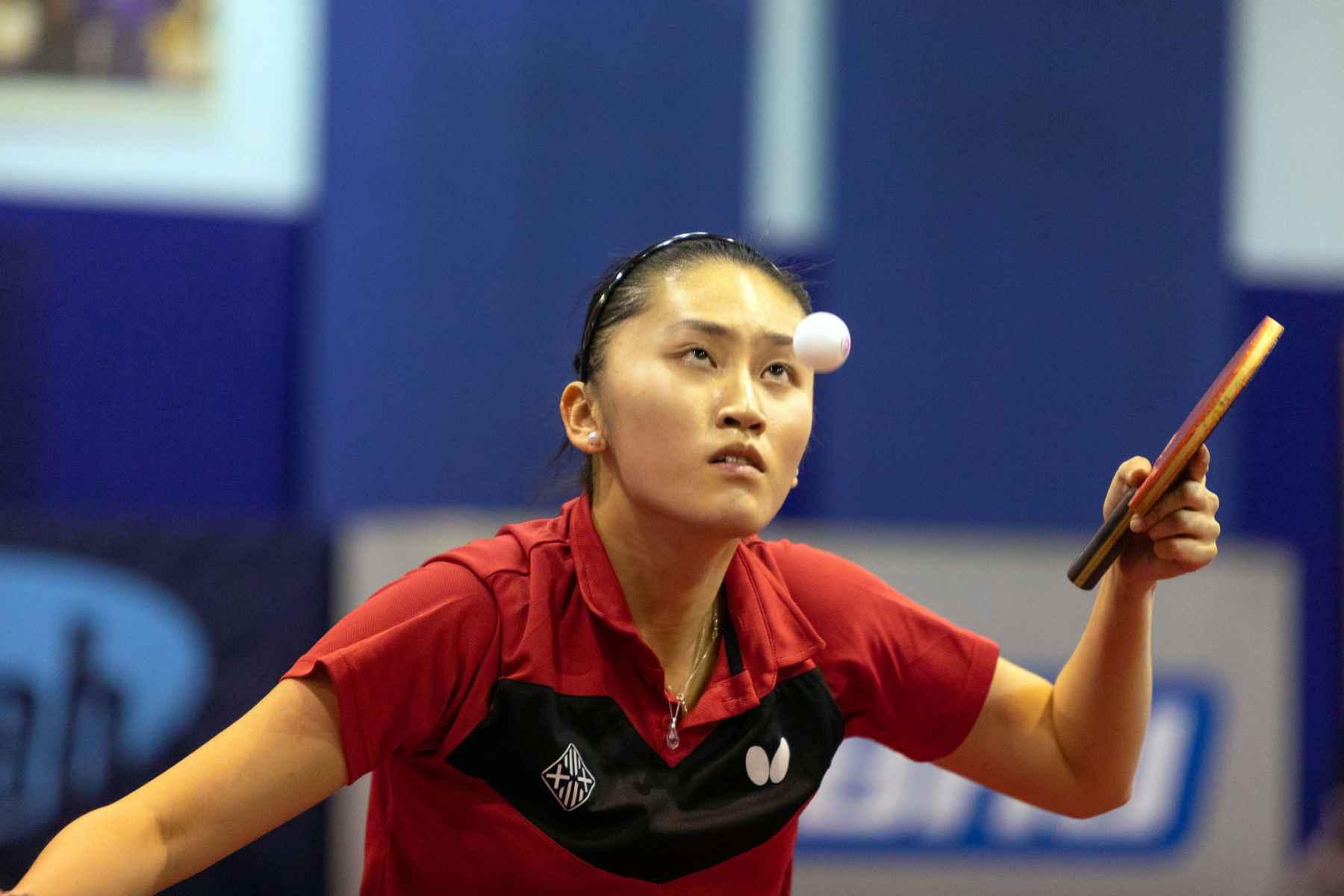 Sofía-Xuan Zhang, Girbau Vic TT