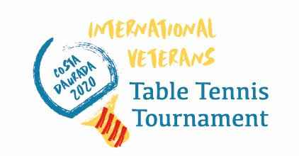 Logo Torneo Internacional de Veteranos Costa Dorada-Trofeo Ricard Palau 2020