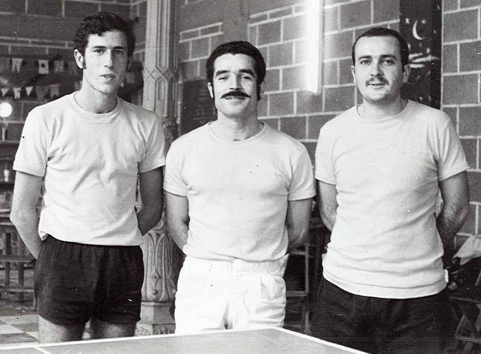 Cima Club de El Puerto, Camacho, Acosta y Feley (1971)