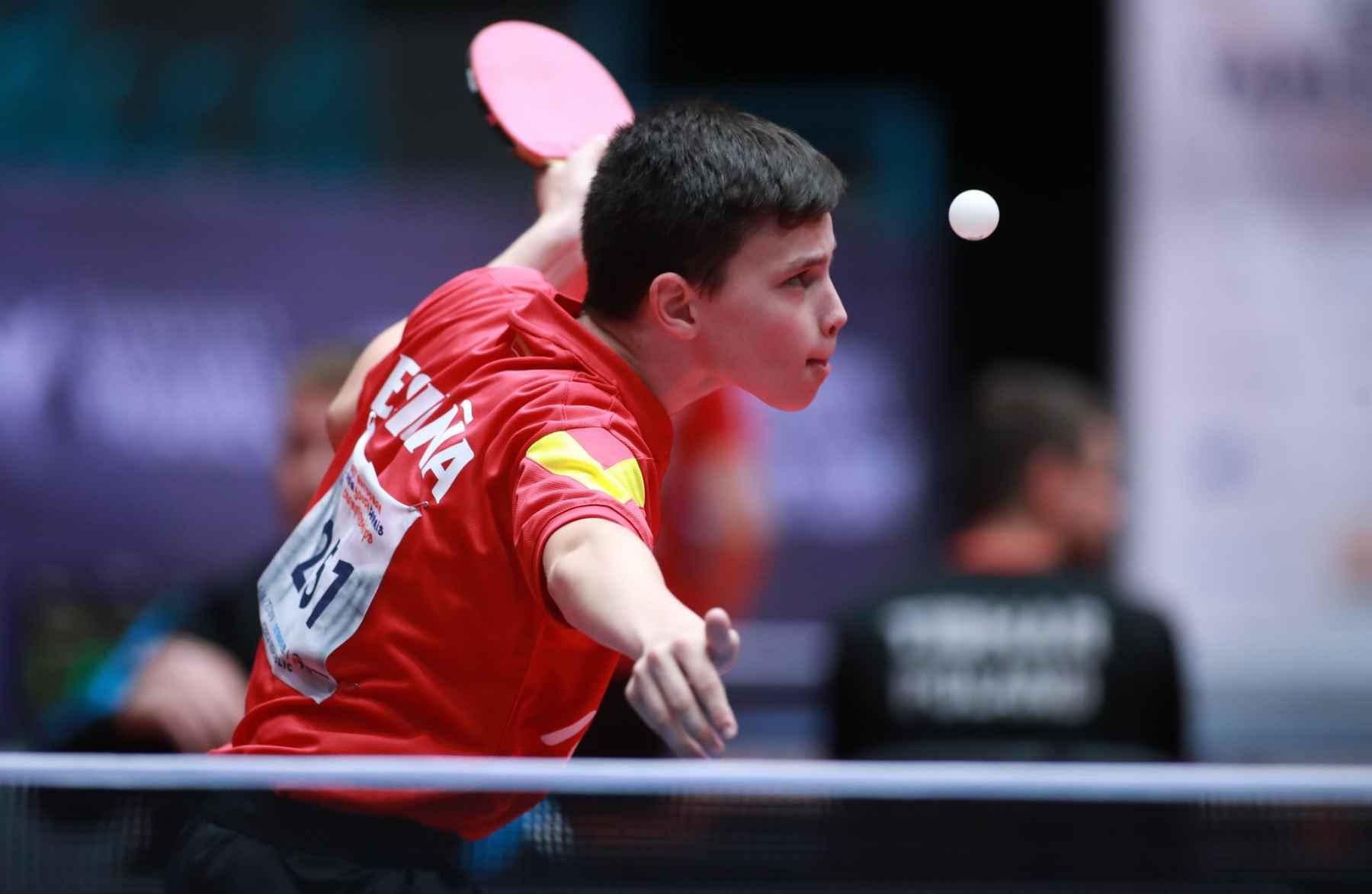 Daniel Berzosa en competición