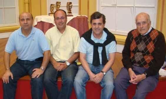 Vicente Pérez, Juan José, M. Darias y Ossuna