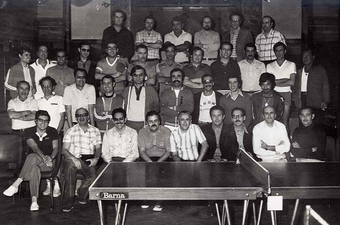 1978, 2º Campeonato de Veteranos