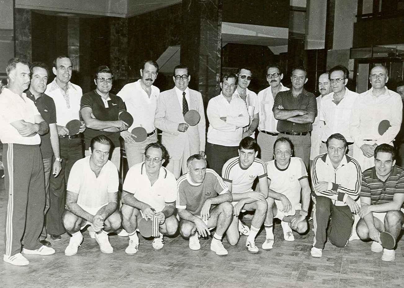 1983, Campeonato de Veteranos