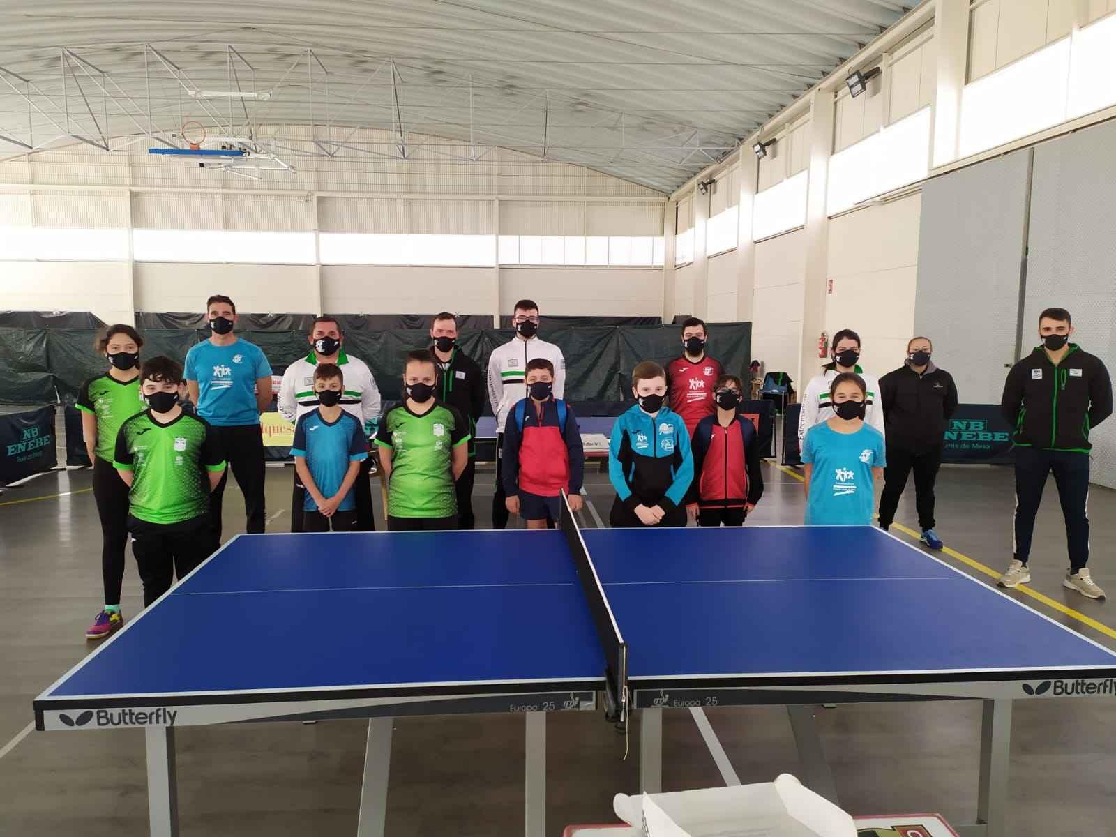 Concentración MiniSpin 2020 Extremadura