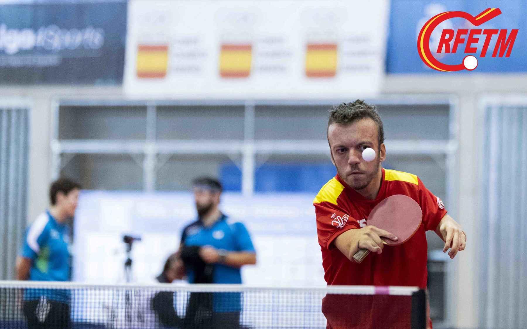 Alberto Seoane participando en un torneo internacional en España (Foto: Alvaro Diaz)