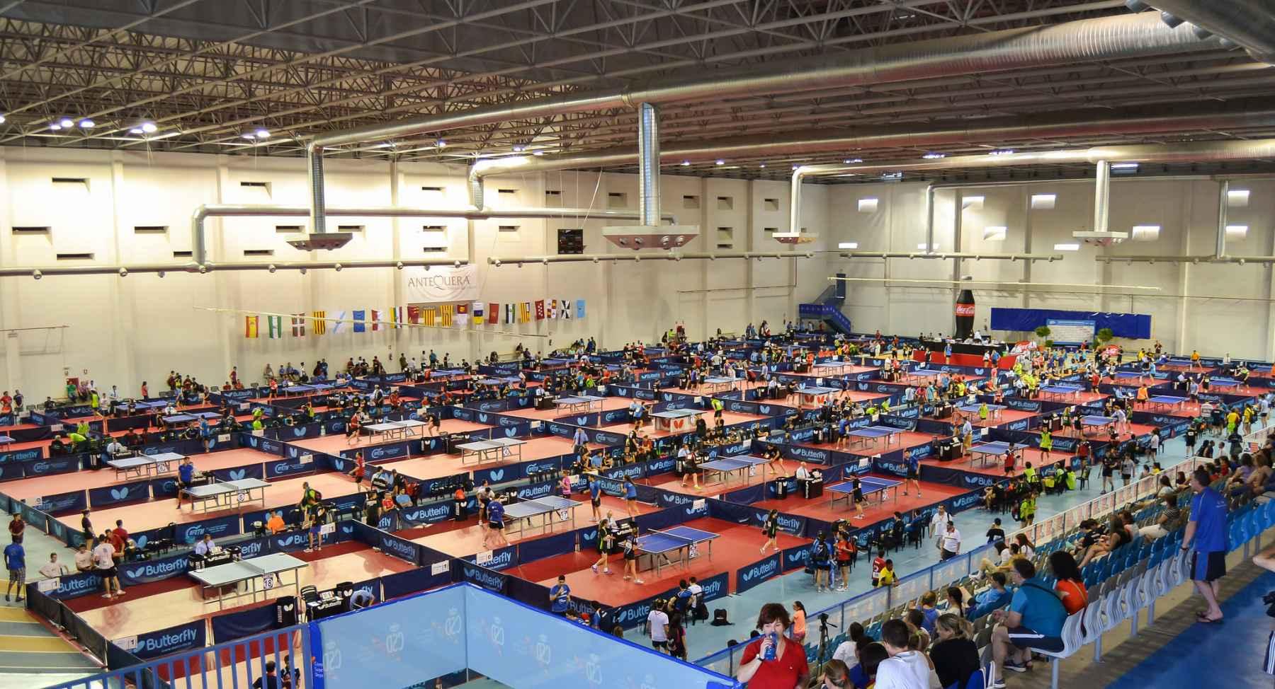 Centro de Atletismo 6º Centenario de Antequera