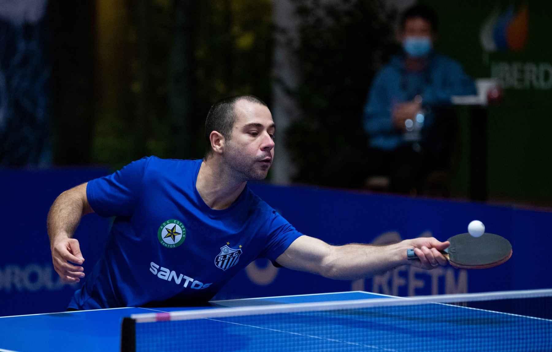 Humberto Manhani, jugador del Arteal TM (Foto: Alvaro Diaz)