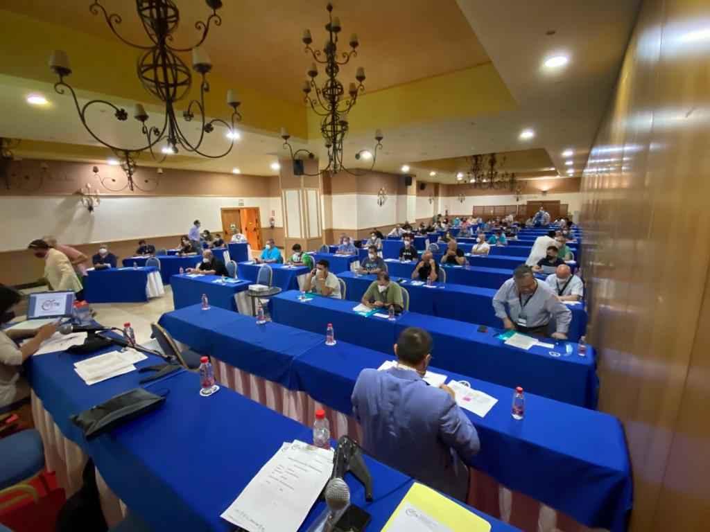 Asamblea General de la RFETM celebrada el 11 de junio de 2021