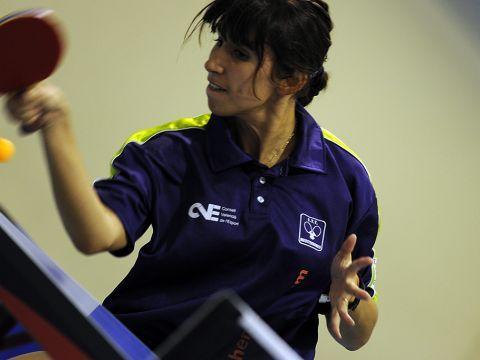 La valenciana Marina Rodríguez (Fotografía: José Royo)
